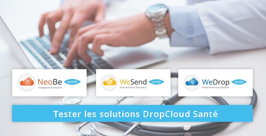SaaS et Cloud : testez les solutions dropcloud