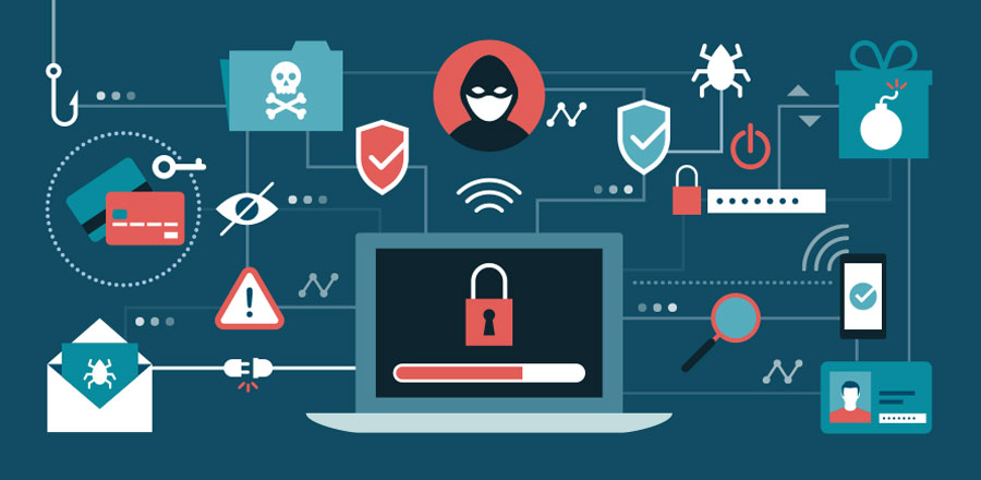 télétravail cybercriminalité dans le domaine de la santé